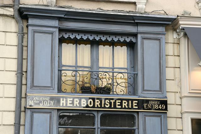 L'Herboristerie de Saint-Jean, Lyon
